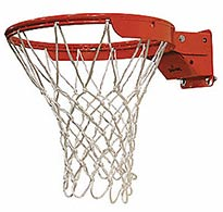 portable basketball hoop breakaway rim