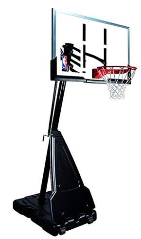spalding portable hoop