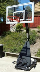 best quality portable basketball hoop