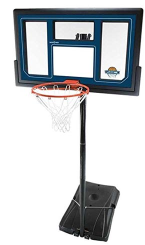 lifetime 50 portable basketball hoop