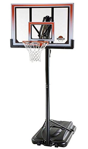lifetime 50 portable adjustable basketball hoop