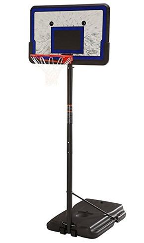 lifetime adjustable basketball goal