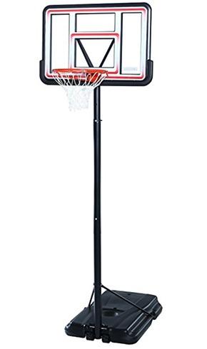 lifetime court time basketball hoop