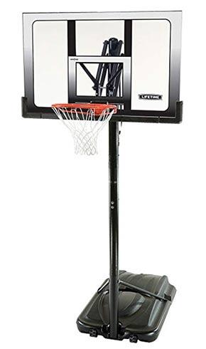 lifetime acrylic basketball system