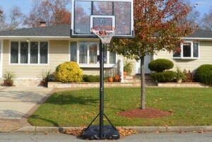 how to choose best outdoor portable basketball hoop