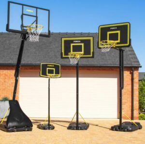 pick the portable basketall hoop under 300