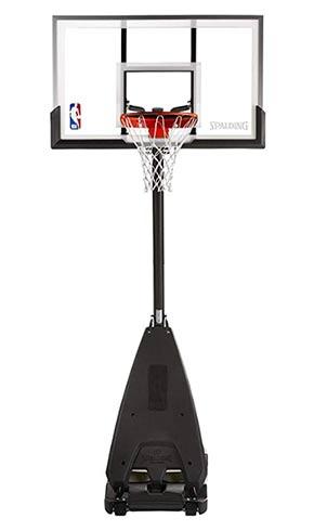 spalding 54 basketball system