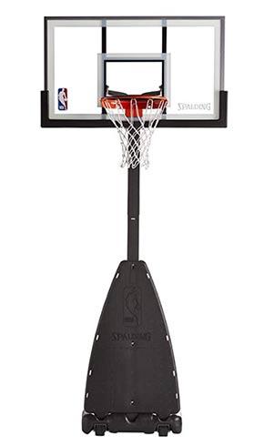 spalding beast basketball hoop