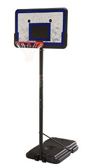 lifetime 44 portable basketball system review