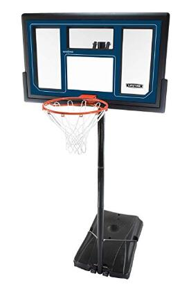 lifetime elite 50 inch basketball hoop