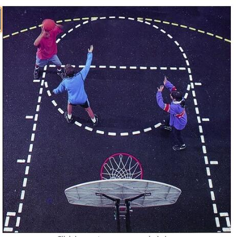 backyard basketball court surfaces