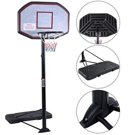 low price basketball hoops