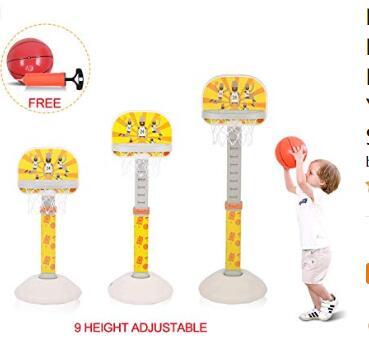 little tikes toddler basketball goal
