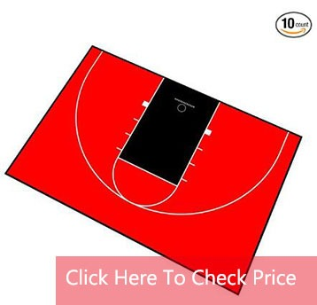 indoor basketball court material