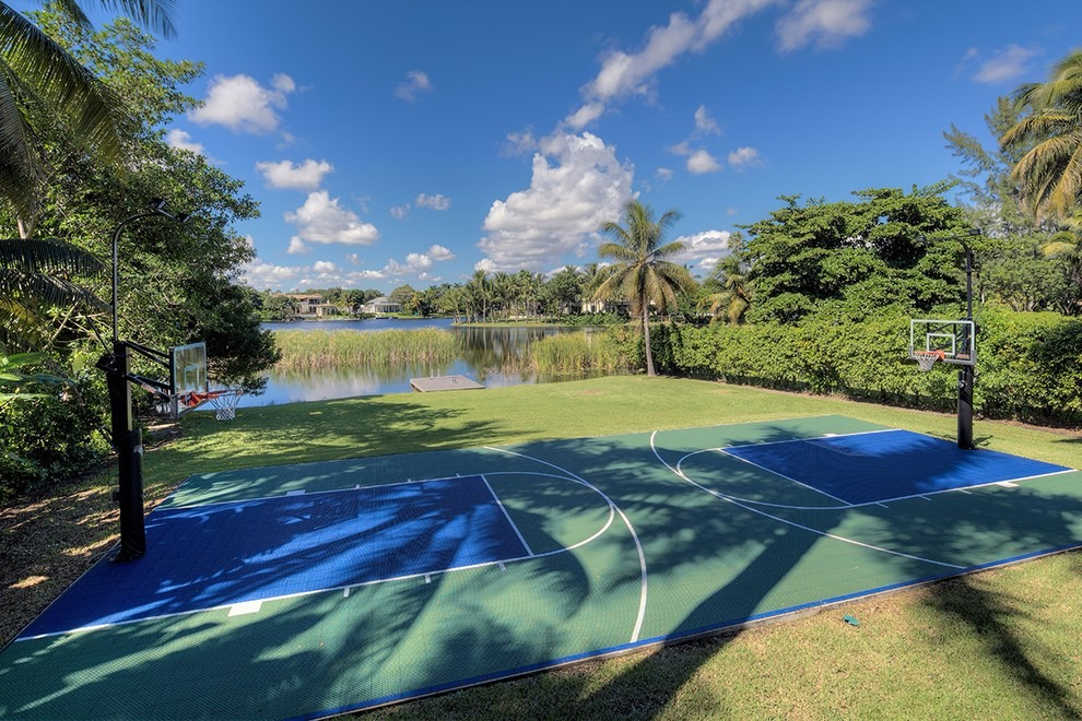 best street basketball courts
