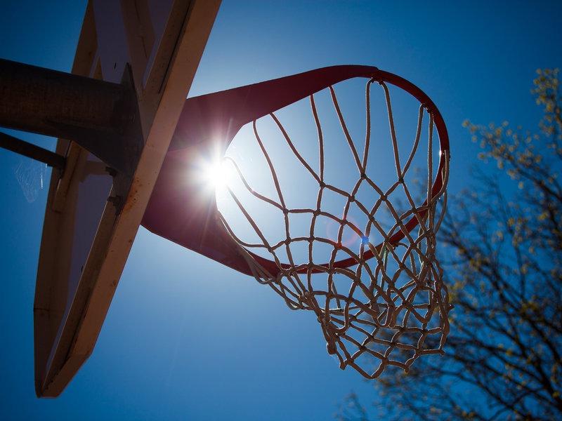 portable basketball hoop around 500
