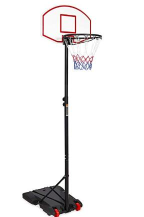 best basketball hoop for toddler