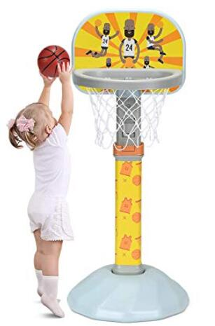 kids outdoor basketball hoop