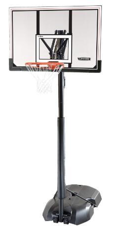 portable basketball hoop under 500