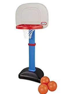 kids plastic basketball hoop