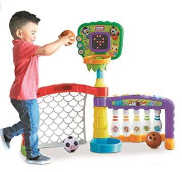 toddler basketball arcade