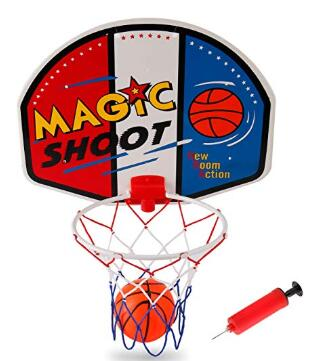 best basketball hoop for toddlers