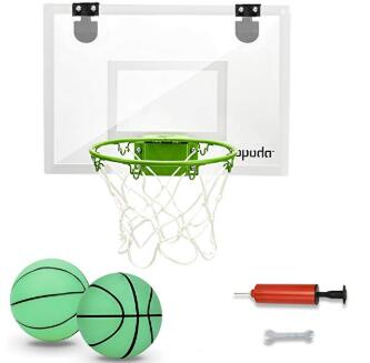 kids door basketball hoop