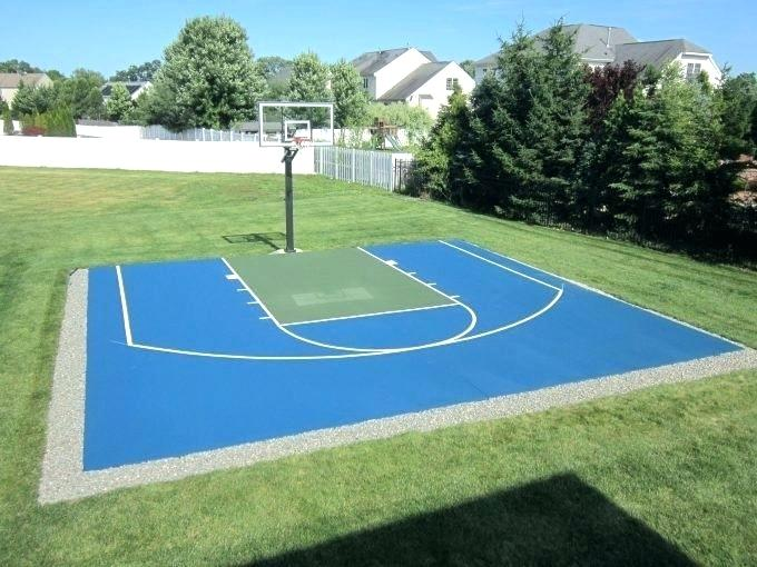 How to Build the Best Backyard Basketball Court - Guides ...
