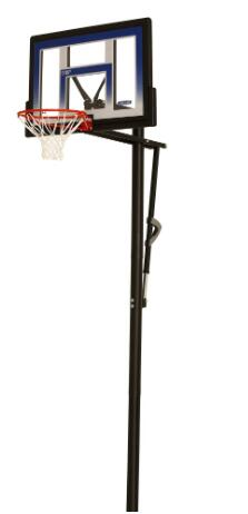 cheap price in ground basketball hoop
