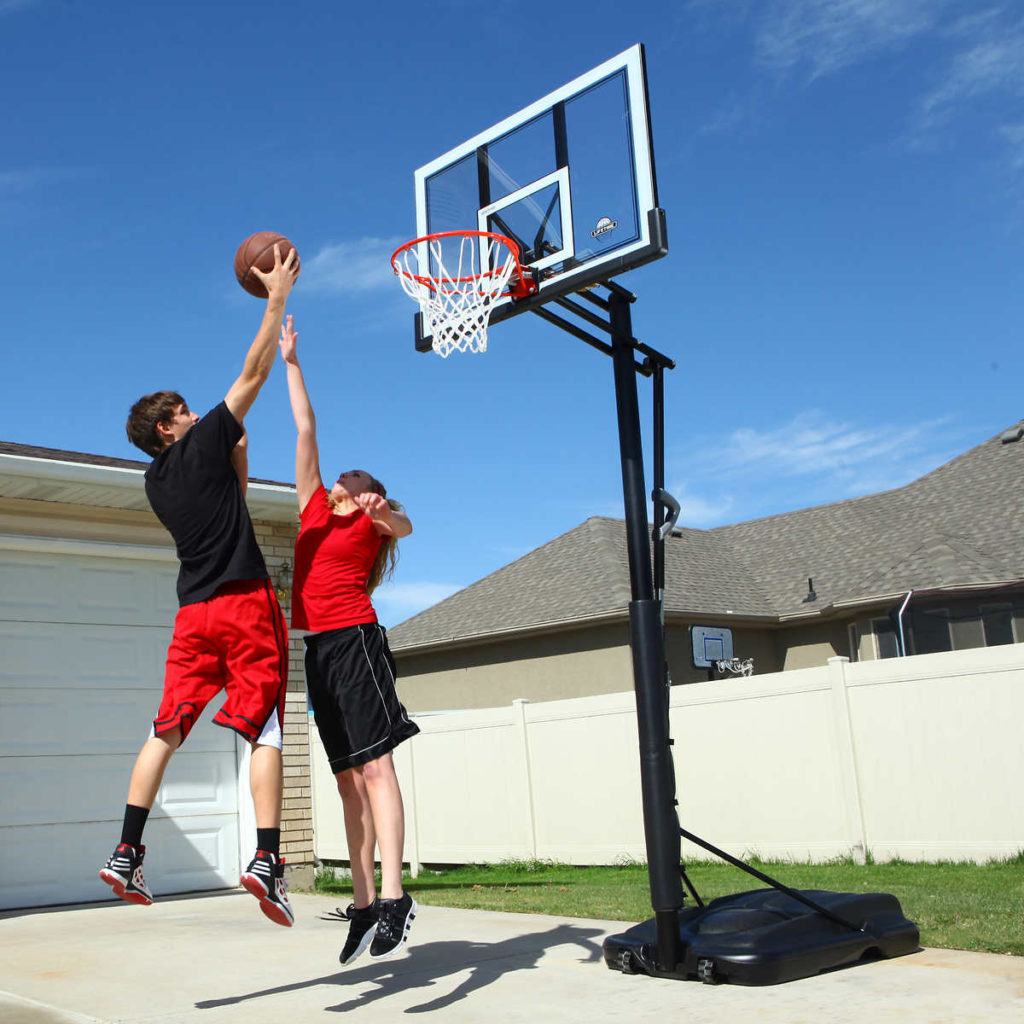 basketball backyard