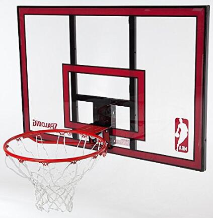 portable basketball set