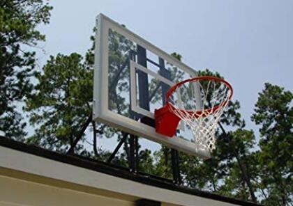 driveway basketball hoop