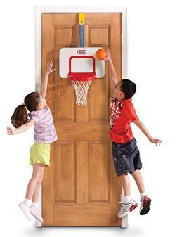 kids plastic basketball goal