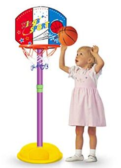 toy basketball hoop for toddlers