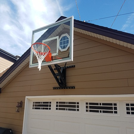 backyard hoops