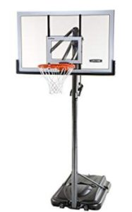 outdoor basketball backboard