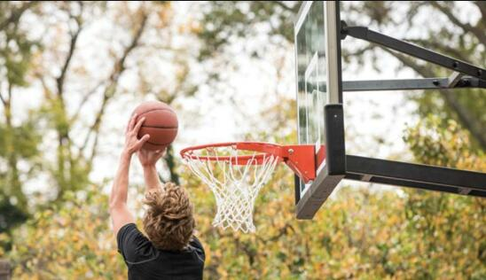best in ground adjustable basketball hoop