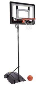 mini court basketball hoop