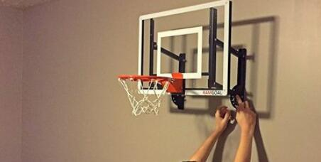 electronic mini basketball hoop