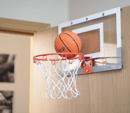 mini basketball hoops for your room
