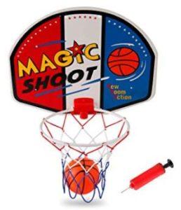 mini indoor basketball hoop wall mount