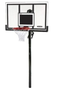 in ground basketball hoop under $1000
