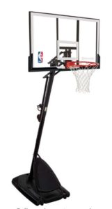 basketball hoop without stand