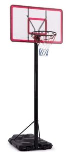 basketball ring with stand