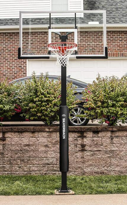 cheap in ground basketball hoop