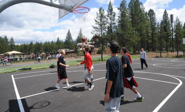 best outdoor basketball hoops
