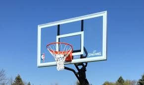 cheap glass basketball hoops