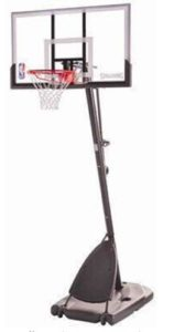 basketball hoop no stand