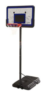 freestanding basketball goal