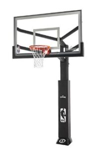 outdoor in ground basketball goals